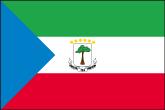 Äquatorialguinea Flaggen