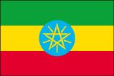 Äthiopien Flaggen