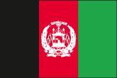 Afghanistan Flaggen