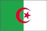 Algerien Flaggen