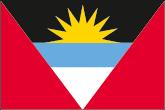 Antigua und Barbuda Flaggen