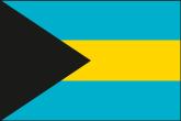 Bahamas Flaggen