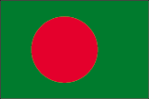 Bangladesch Flaggen