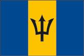 Barbados Flaggen