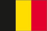 Belgien Flaggen