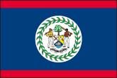 Belize Flaggen