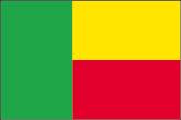 Benin Flaggen