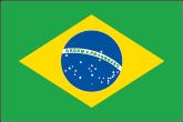 Brasilien Flaggen