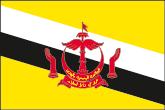 Brunei Flaggen