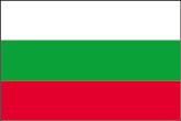 Bulgarien Flaggen