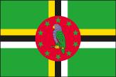 Dominica Flaggen