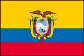 Ecuador Flaggen