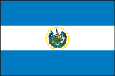 El Salvador Flaggen