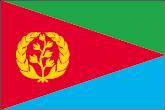 Eritrea Flaggen