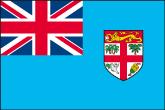 Fidschi Flaggen