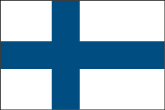 Finnland Flaggen