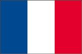 Frankreich Flaggen