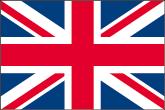 Großbritannien Flaggen