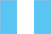 Guatemala Flaggen
