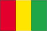 Guinea Flaggen