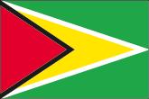Guyana Flaggen