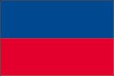 Haiti Flaggen