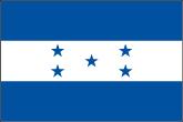 Honduras Flaggen