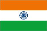 Indien Flaggen
