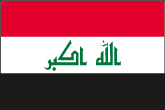 Irak Flaggen