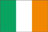 Irland Flaggen