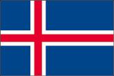 Island Flaggen