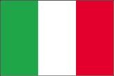 Italien Flaggen