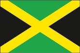 Jamaika Flaggen