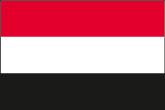 Jemen Flaggen