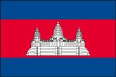 Kambodscha Flaggen