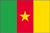 Kamerun Flaggen