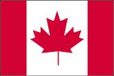 Kanada Flaggen