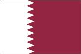 Katar Flaggen