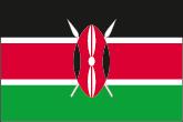 Kenia Flaggen