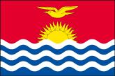 Kiribati Flaggen