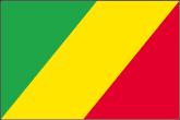 Kongo Flaggen