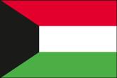 Kuwait Flaggen