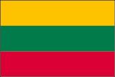 Litauen Flaggen