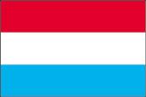 Luxemburg Flaggen