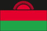 Malawi Flaggen