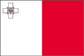 Malta Flaggen