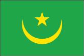 Mauretanien Flaggen