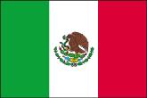 Mexiko Flaggen