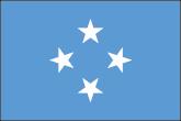 Mikronesien Flaggen