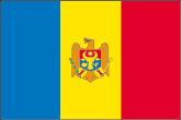 Moldawien Flaggen